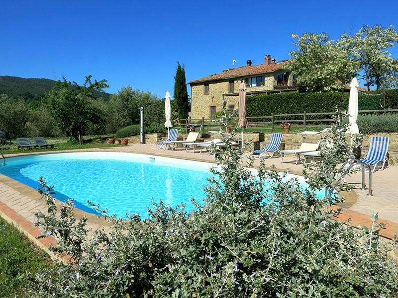 Agriturismo apparita toscana pomarance camere piscina ristorante - Piscine in toscana ...