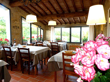 Agriturismo Apparita Toscana Pomarance Camere Piscina