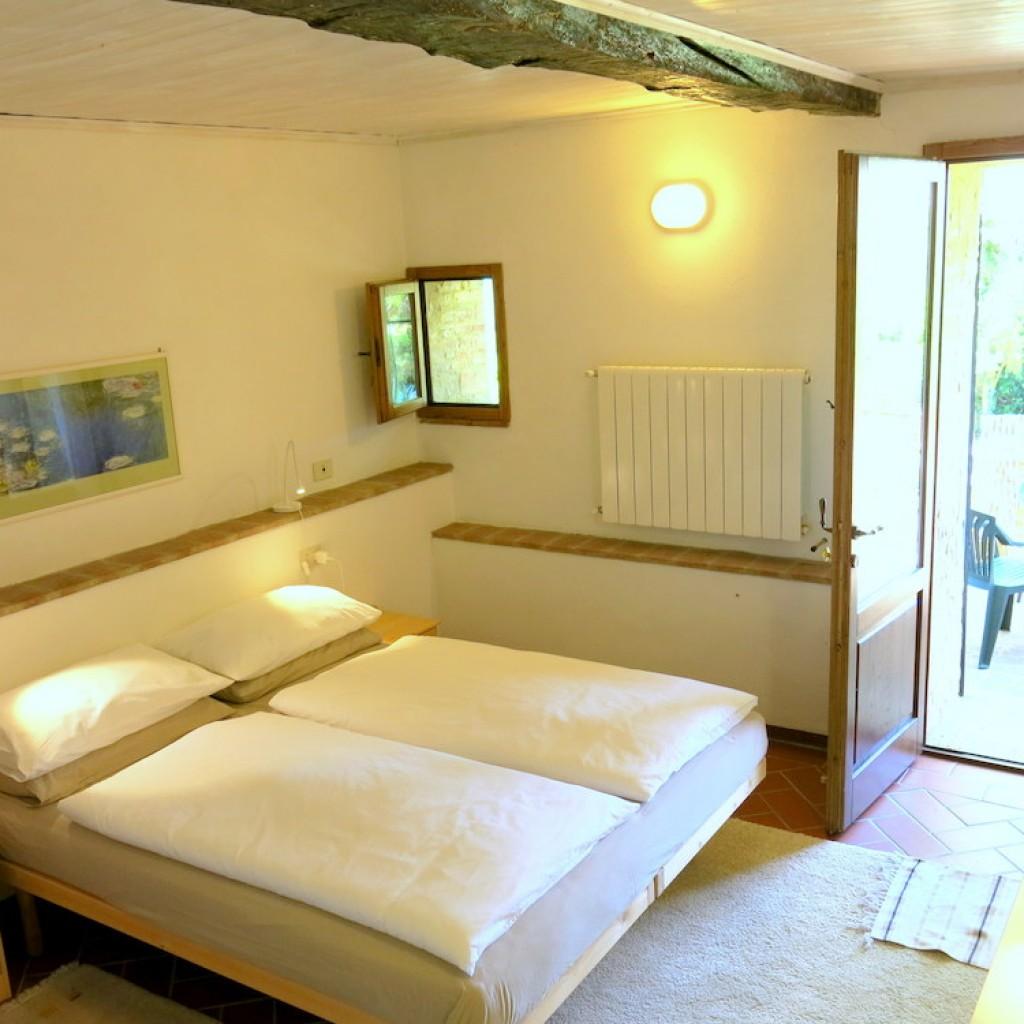 Camera 4 camera matrimoniale con bagno e terrazza - Een kamer regelen ...