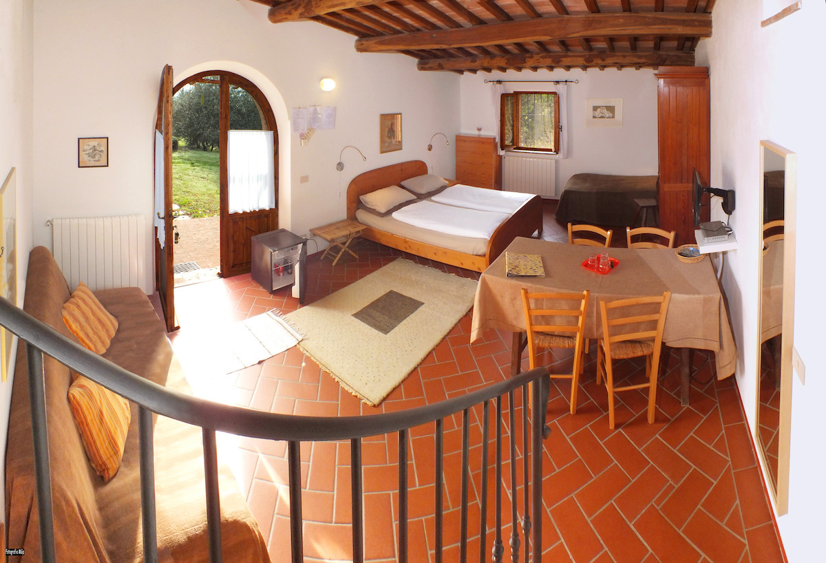 Camera 2 - Agriturismo Apparita